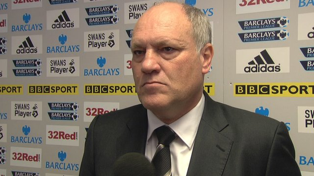 Fulham boss Martin Jol
