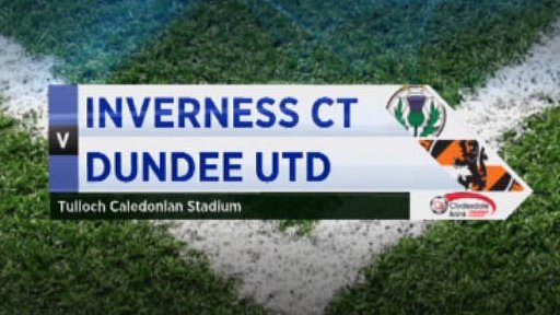 Inverness CT v Dundee United