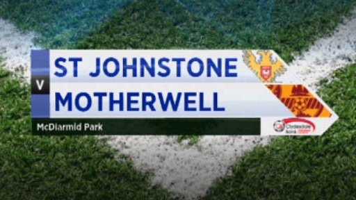 St Johnstone v Motherwell