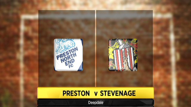 Preston 0-0 Stevenage