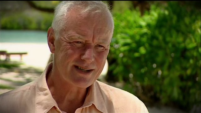 World Snooker chairman Barry Hearn