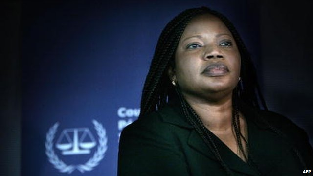 Fatou Bensouda ( March 2006)
