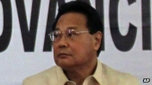 Chief Justice Renato Corona