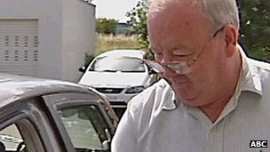 Lieutenant Commander John Alan Jones, image by ABC News