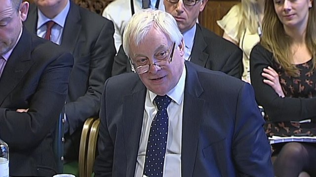 Chairman of the BBC Trust, Chris Patten