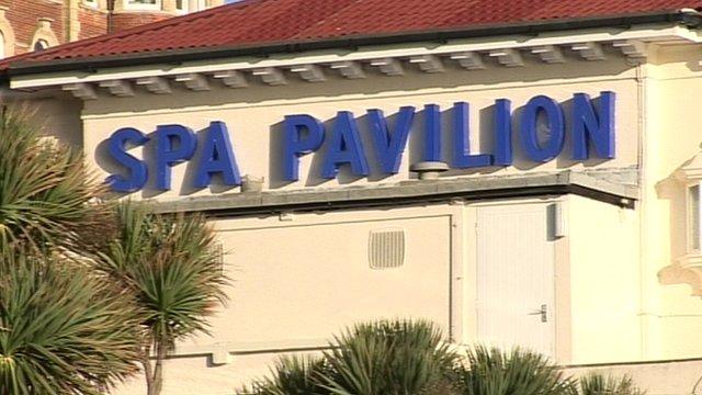 Spa Pavilion Theatre, Felixstowe