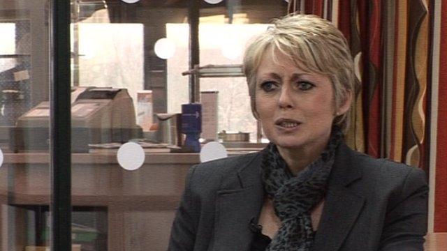 Sharon Goymer
