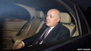 Welfare Secretary Iain Duncan Smith