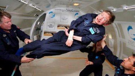 Prof Hawking