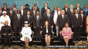 Commonwealth Heads of Government