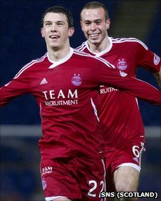 Ryan Jack and Andrew Considine