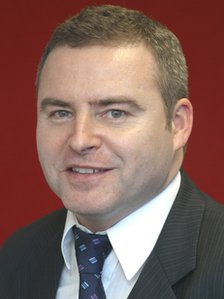 Richard Partington (pic: Telford & Wrekin Council)