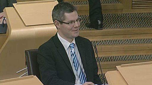 SNP MSP Local government and planning minister