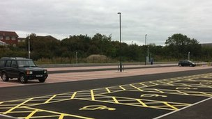 Park-and-ride at Stoke Gifford