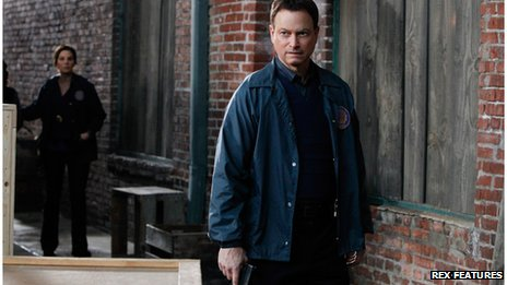 CSI: NY, Gary Sinise, 'Smooth Criminal'