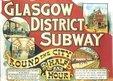 Glasgow District Subway advert