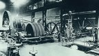 Subway cable pulley system
