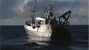 Trawler (generic)