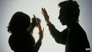 Domestic violence generic pic
