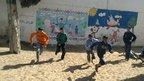 Mini Olympics in the Gaza Strip