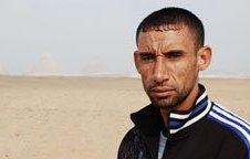 Nader el Masri, runner from Gaza