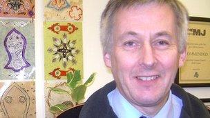 Reverend Phil Clarke