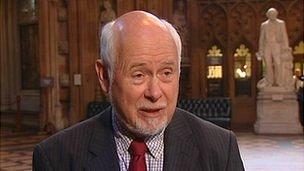 Luton North MP, Kelvin Hopkins