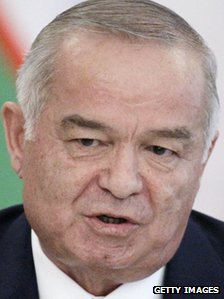 President Islam Karimov