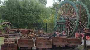 Bersham Colliery site