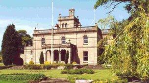 Parc Howard museum