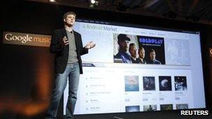 Google Music launch