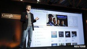 Google Music launch