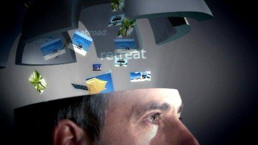 Computer manipulated image of Richard Taylor