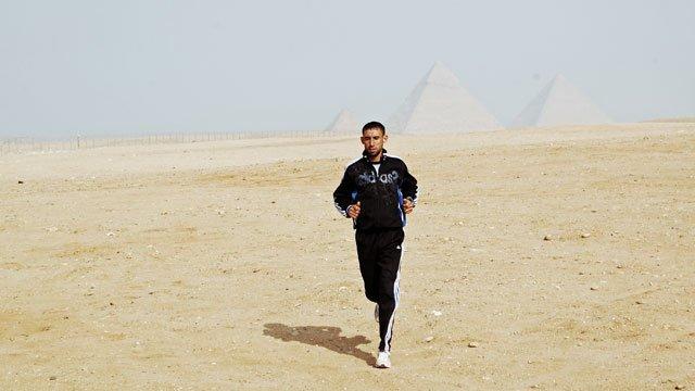 Nader el Masri leaves Gaza