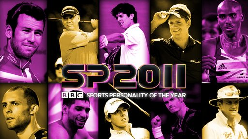 Sports Personality of the Year top 10