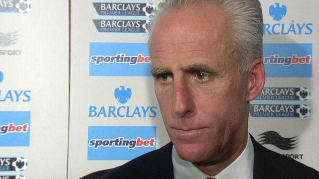 Wolves manager Mick McCarthy