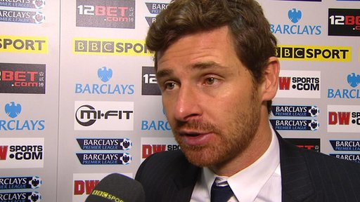 Andre Villas-Boas - Chelsea manager