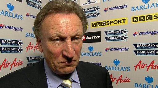 Neil Warnock - QPR manager