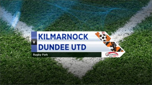 Highlights - Kilmarnock 1-1 Dundee United