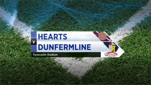 Highlights - Hearts 4-0 Dunfermline