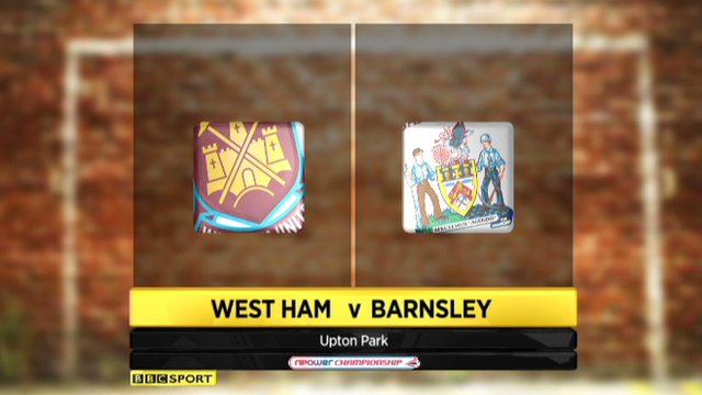 Highlights - West Ham 1-0 Barnsley