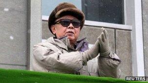 Kim Jong-il (file image)