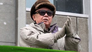 Kim Jong-il (file image)