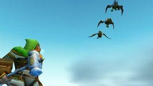 Warcraft screenshot