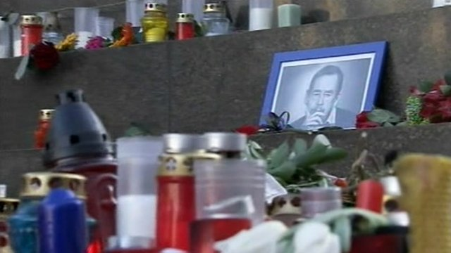 Tributes to Vaclav Havel