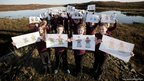 School children on Lewis. Pic: Leila Angus/Brighter Still