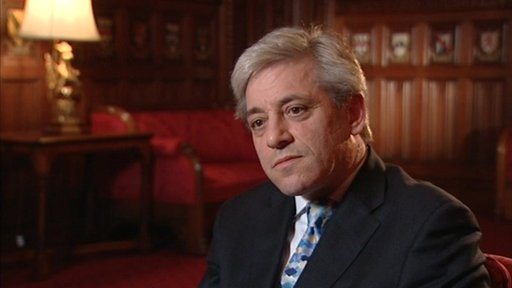 Speaker John Bercow