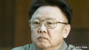 Former North Korean leader Kim Jong-il file picture