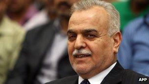 Tariq al-Hashemi (2010)