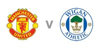 Man United v Wigan
